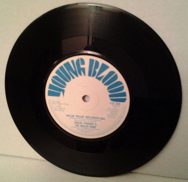 "News Shaun Connery& The Roller Gang, Rollin' Rollin' (Rollerskating ) 7"" single, 1980    Shaun Connery& The Roller Gang, Rollin' Rollin' (Rollerskating ) 7"" single, 1980  Price : 6.31  Ends on : 2016-08-18 13:28:19  View on eBay... http://showbizlikes.com/shaun-connery-the-roller-gang-rollin-rollin-rollerskating-7-single-1980/"