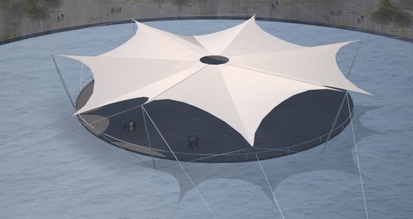 Frei Otto Dance Pavilion on Behance