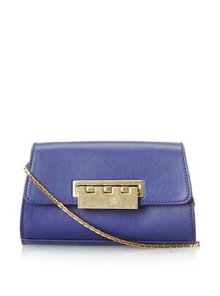 62% OFF Zac Zac Posen Women's Eartha Mini Cross-Body, Azure