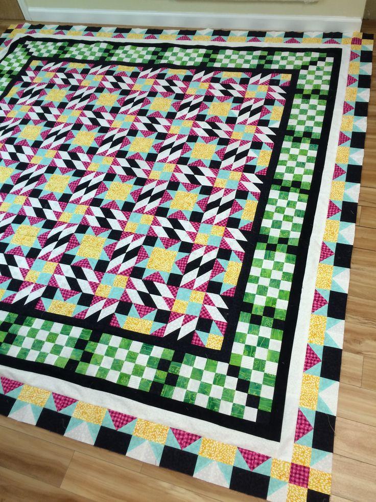 17 Best Images About Bonnie Hunter Quilts On Pinterest