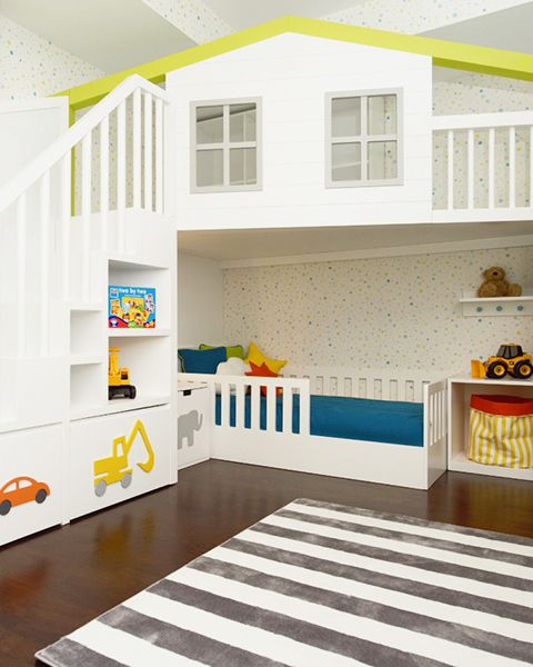 Stylish Understairs Study: KID'S ROOM AND PLAYROOM PROJECTS