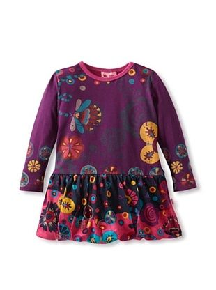 Me Too Baby Floral Bubble Dress