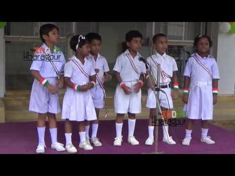 Song Choro Kal Ki Baten Sung By Kg 1 Student Indipendence Day  2016