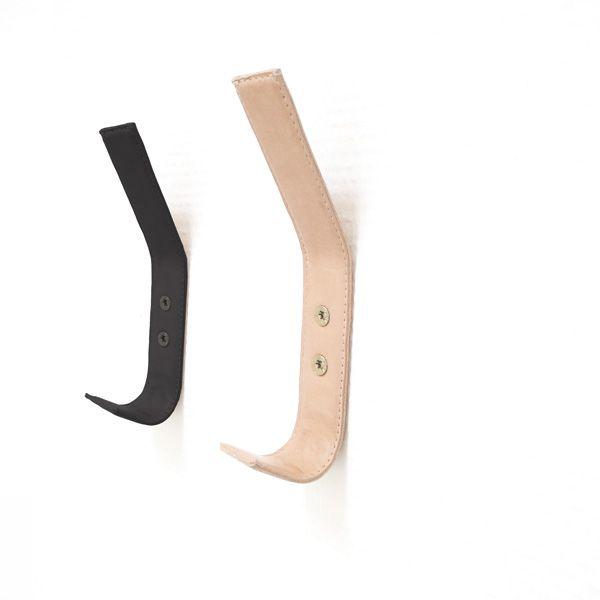 Leather hooks