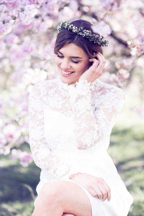 Eine rosa Hochzeitsinspiration   Friedatheres.com