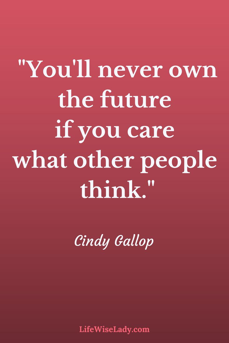 Motivational Quote by Cindy Gallop