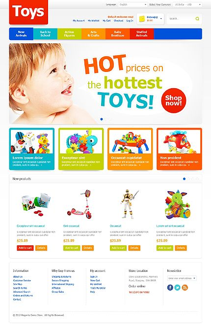 25 Best Kids Web Templates Images On Pinterest Kids Web