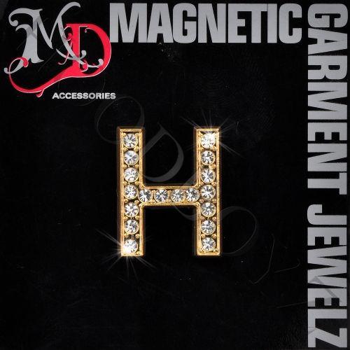 MasterDis Special Men Magnetic Letter