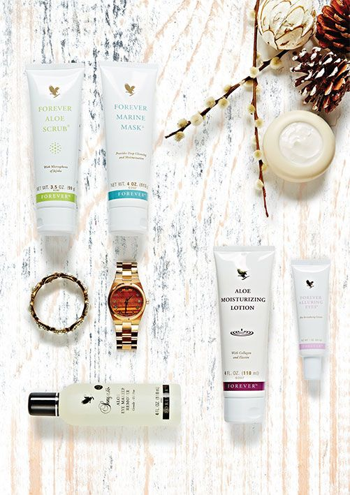 We all want to look our best during the party season and the secret to a rosy, glowing, party-ready complexion is good quality skincare.  Cleanse, moisturise, exfoliate and revitalise your skin with these super-nourishing must-have products.