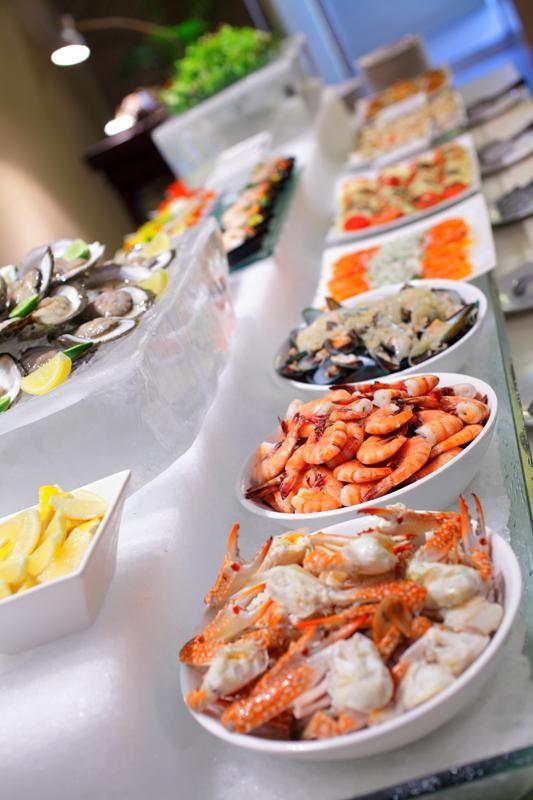 Seafood Selection - Surf & Turf BBQ