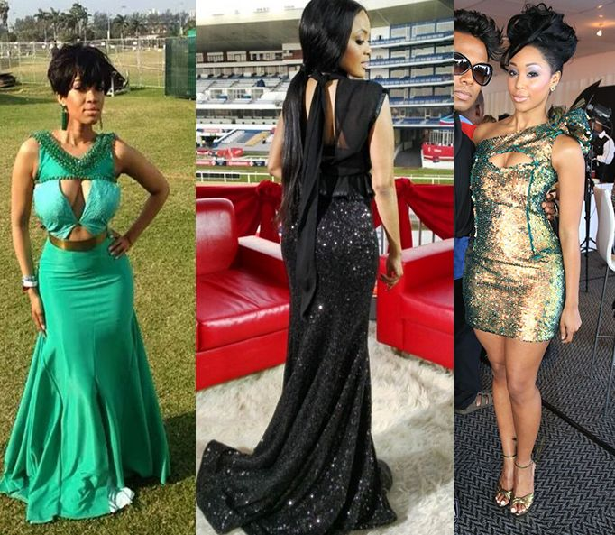 Intokazy: FAVOURITE LOOKS AT THE VODACOM JULY 2014