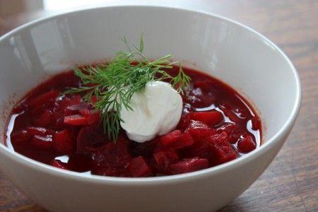 Cucina russa: la zuppa di barbabietole o borscht   Ricette di ButtaLaPasta