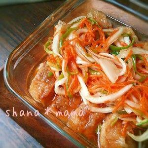 暑い日にもさっぱりいただける南蛮漬け!鮭以外にも、鶏肉やししゃもで作っても美味しくできます。 http://www.recipe-blog.jp/profile/87274/blog/14452957