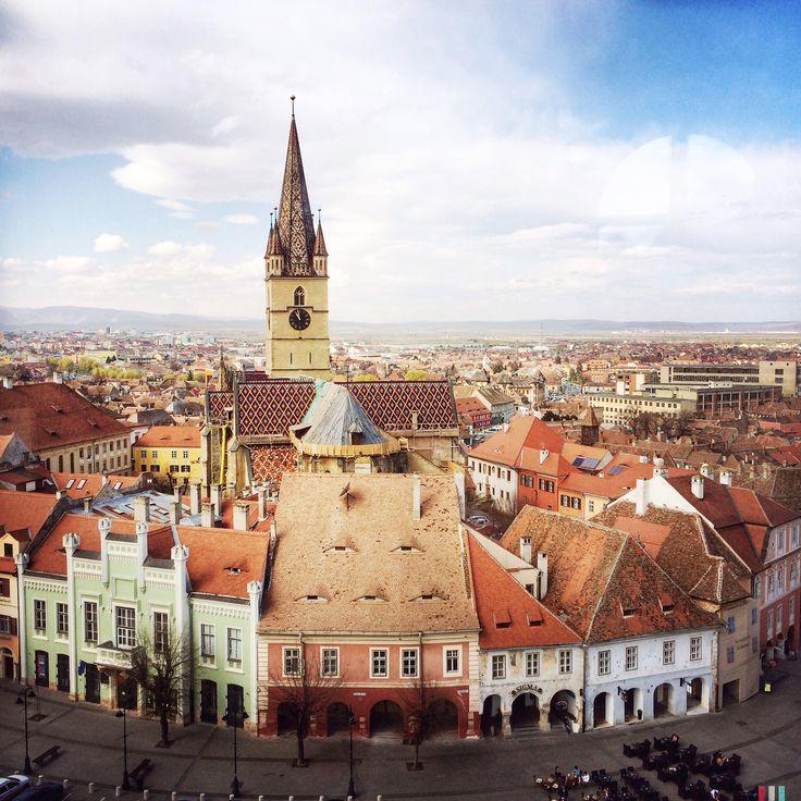 Sibiu, Romania. Photo by @chrissihernandez #Sephora #travel