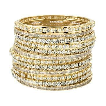 Stacks of Gems and Gold  .... fashion2craze.info