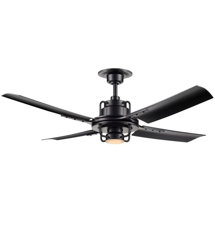 Peregrine Industrial LED Ceiling Fan