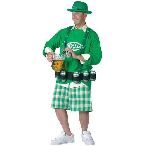 Cheers N Beers Costume