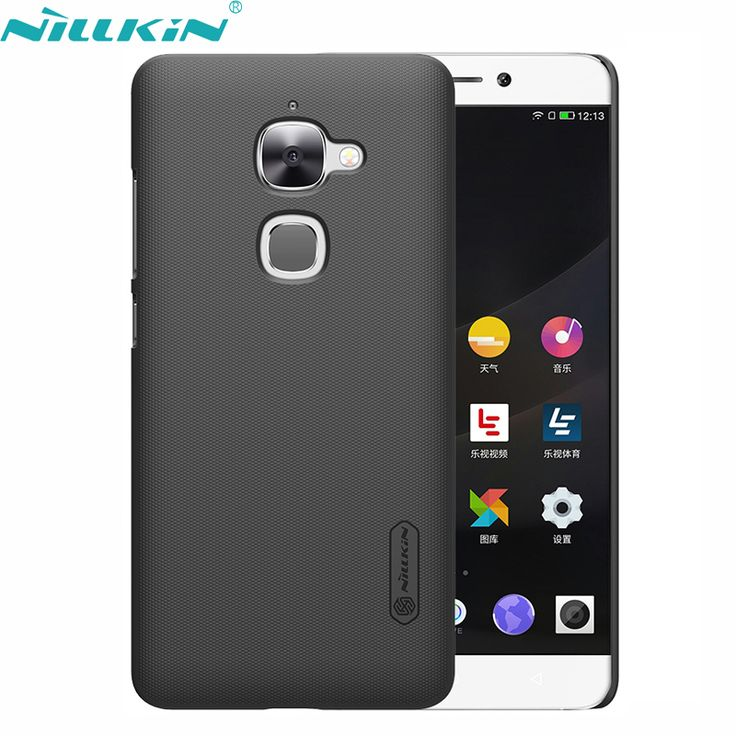 awesome For Letv 2 LeEco Le2 X527 x520 Cover 5.5'' Le 2 PRO X620 Case NILLKIN Quality Hard PC Shell Frosted Back Cover Mobile Phone Case