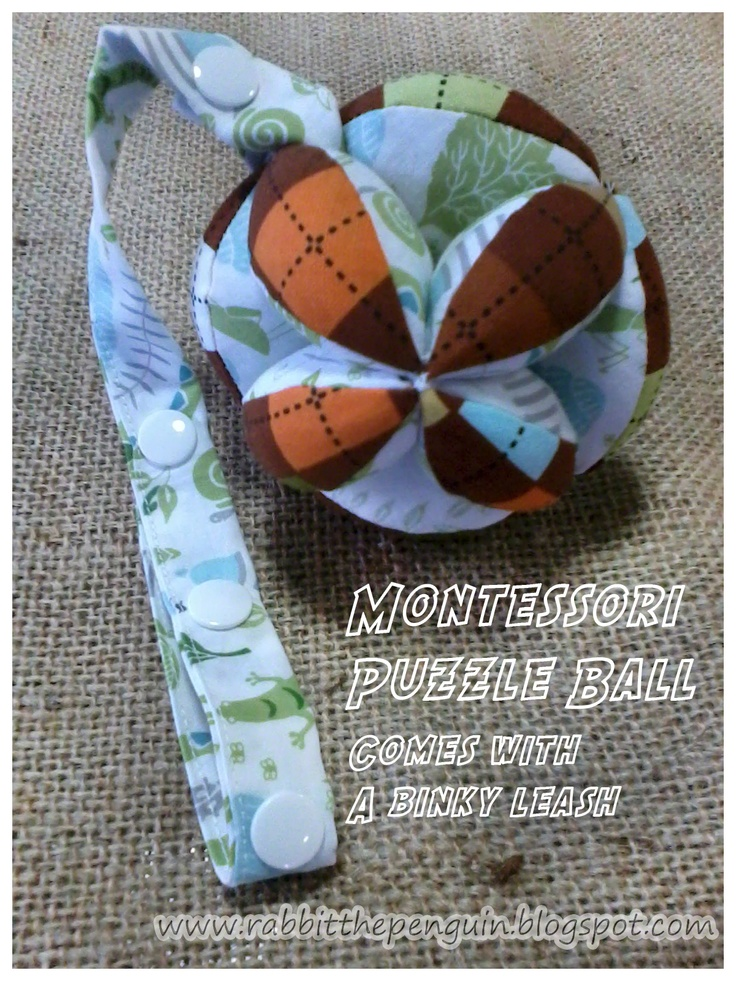 Made this Puzzle Ball for the coming addition :) | Baby ...