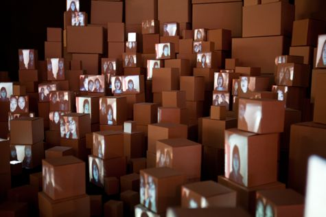 Interactive Installation Puts Audience Inside The Box | The Creators Project