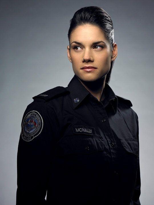 Rookie Blue (TV show)  ohhh myy.....geez yes!
