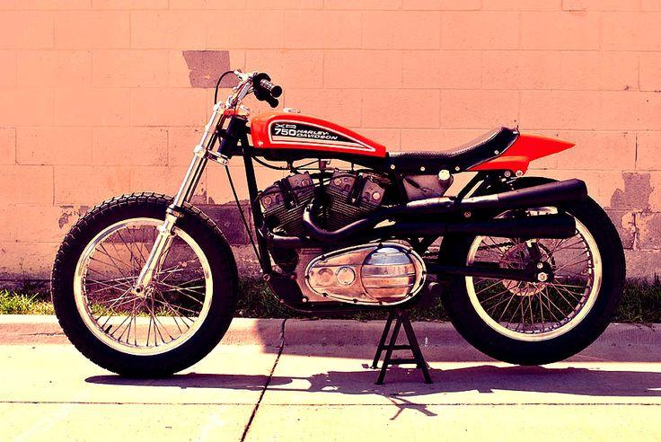 1972 Harley-Davidson XR750 Flat Tracker