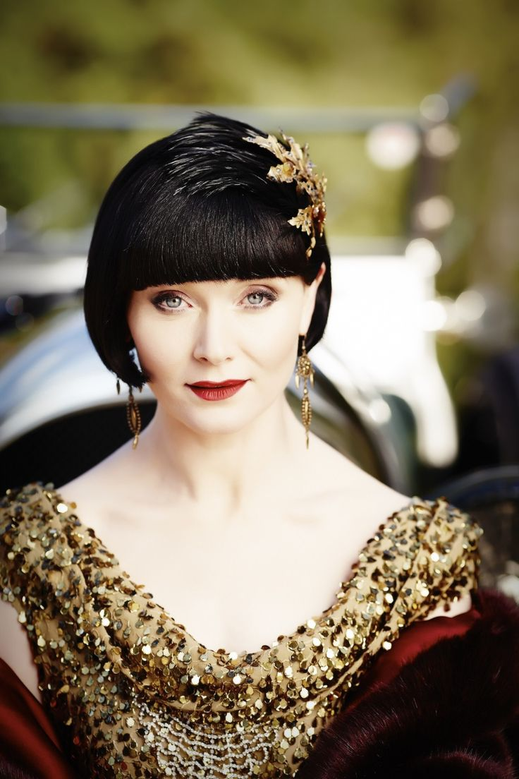 17 Best images about miss fisher / essie davis on ...
