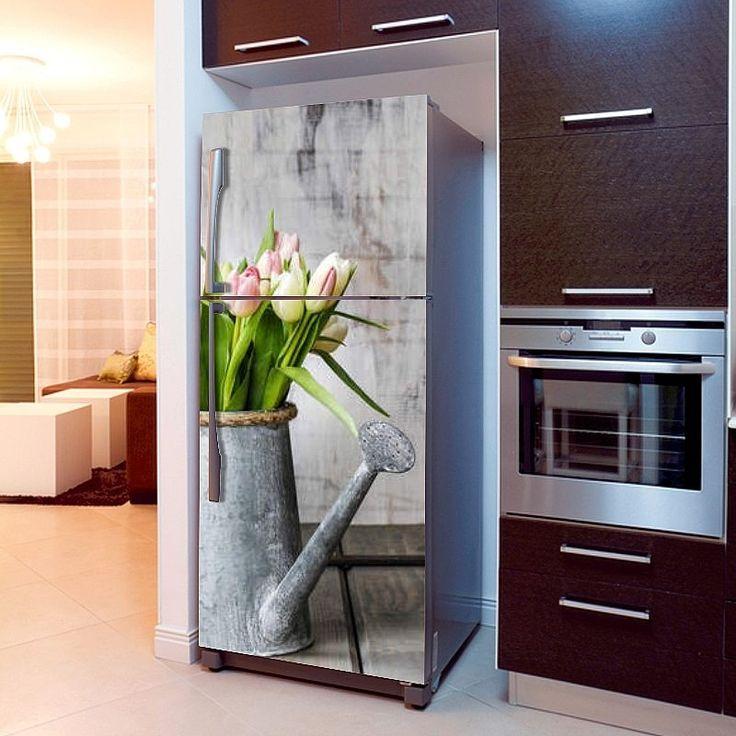 Fototapeta na lodówkę - Tulipany   Fridge wallpaper - Tulips   51,60PLN #fototapeta #fototapeta_lodówka #dekoracja_lodówki #wystrój_kuchni #dekoracja_kuchni #tulipany #tulipany_dekoracja #photograph_wallpaper #fridge_wallpaper #fridge_decor #fridge_design #kitchen_decor #kitchen_design #tulips #tulips_decor #design #decor