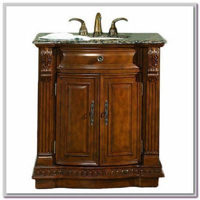 Pictures Of Bathroom Vanities