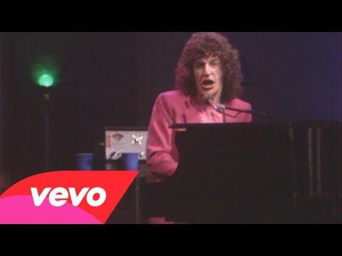 REO Speedwagon - Keep on Loving You - 1980 YouTube. The very start and very end of this clip. Bizzare. Odd?