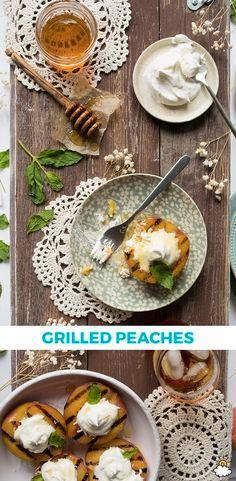 We all scream for th We all scream for this Grilled Peaches and...  We all scream for th We all scream for this Grilled Peaches and Cream #recipe! This #dessert is the perfect #sweet ending to a #summer barbecue! Recipe : http://ift.tt/1hGiZgA And @ItsNutella  http://ift.tt/2v8iUYW