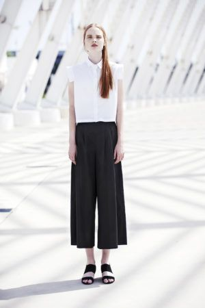 SS-17   Alexia Raisi     Minimal contemporary fashion line created in Greece. from the Spring Summer 2017 collection DISRUPTIONS
