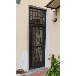 Wrought Iron Gate Door. Customize Realizations. 542