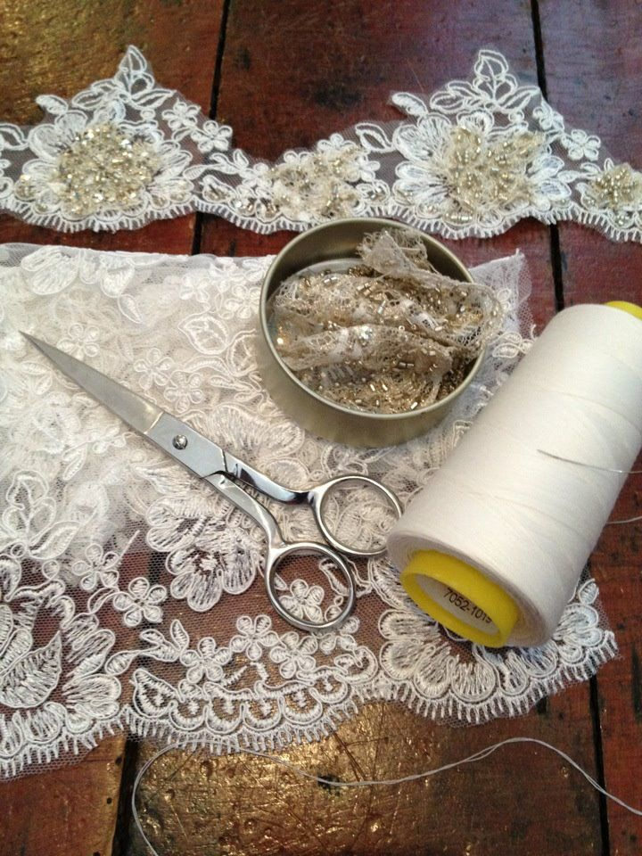 Forever hand sewing!