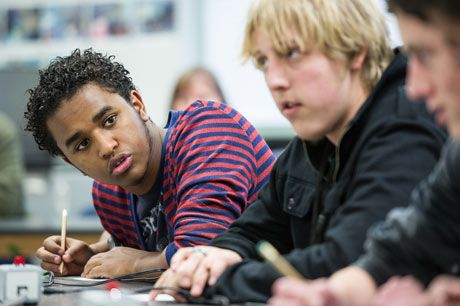 Activity Speaks Louder Than Words: Improving Student Engagement