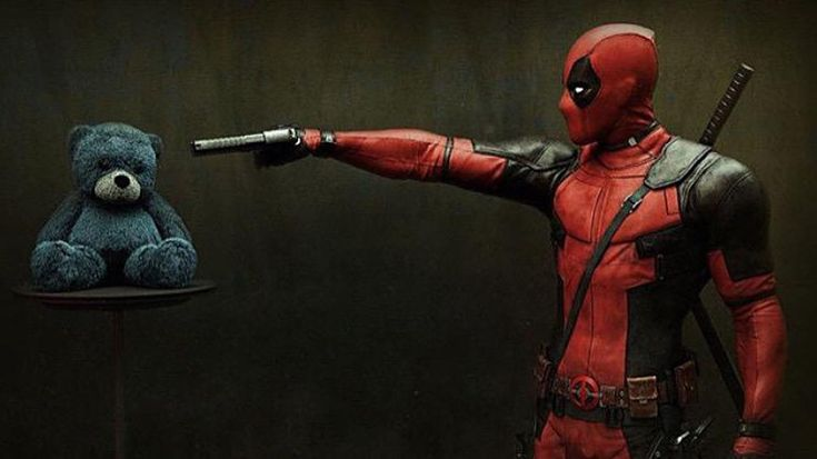 Movie Morsels: New DEADPOOL Images, CRIMSON PEAK Comic-Con Posters, and More