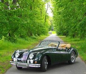 cruel intentions 1956 jaguar xk140