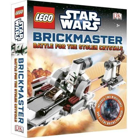 Lego Star Wars Brickmaster: Battle for the Stolen Crystals - Walmart.com