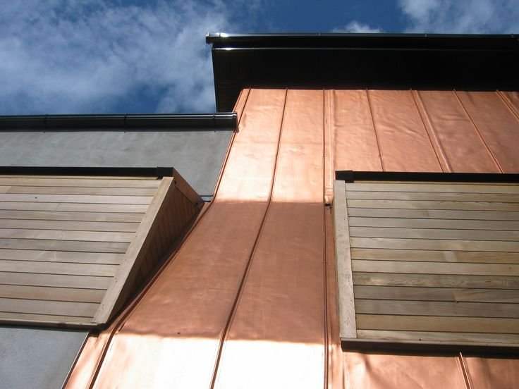 This is a detail of a house I designed for a client in Bray, Co. Wicklow.