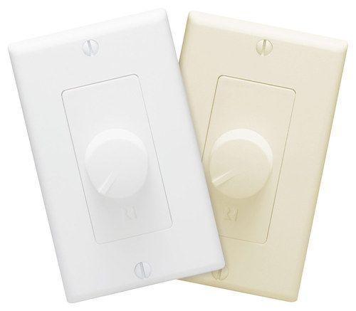 Russound - Impedance-Matching Volume Control Knob - White