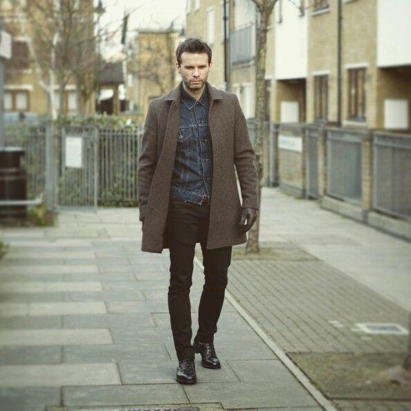 Sartorial elegance #allsaints #coat