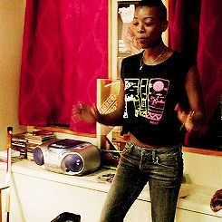 """12 Times Poussey Stole Our Hearts In """"Orange Is The New Black"""" Season 2 #OITNB"""