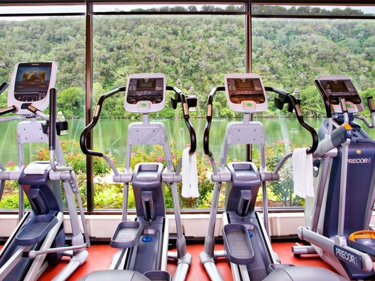 The Lake Austin Spa Is Home To One Of Conde Nast Traveler S Hotel Gyms With Great Views Located In Austin Tx The S Hotel Gym Workout Training Programs Gym