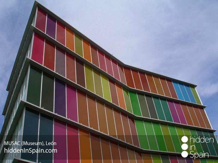 MUSAC. Contemporary Art Museum.