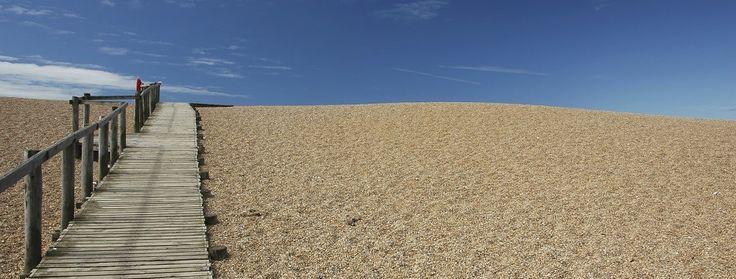 things to do Fleet, Chesil beach