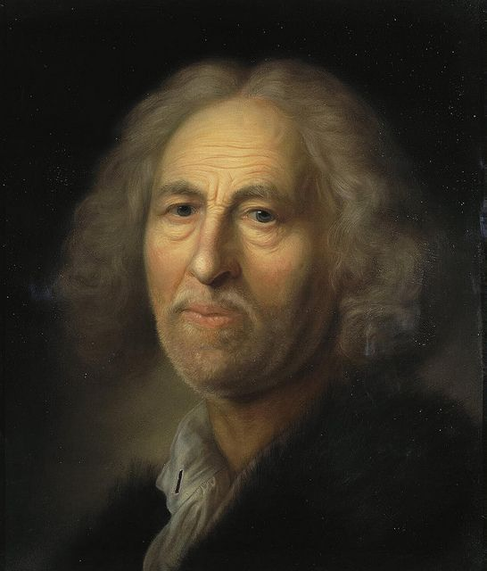 Balthasar Denner - Portrait of an Old Man by Gandalf's Gallery, via Flickr <3
