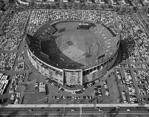 Aerial View Of Memorial Stadium Washington Redskins V