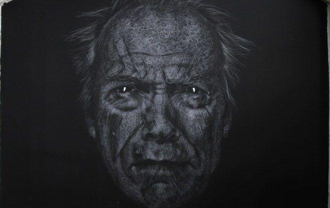 Maurice Braspenning Clint Eastwood www.mauricebraspenning.nl