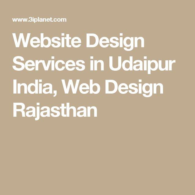 Website Design Services in Udaipur India, Web Design Rajasthan