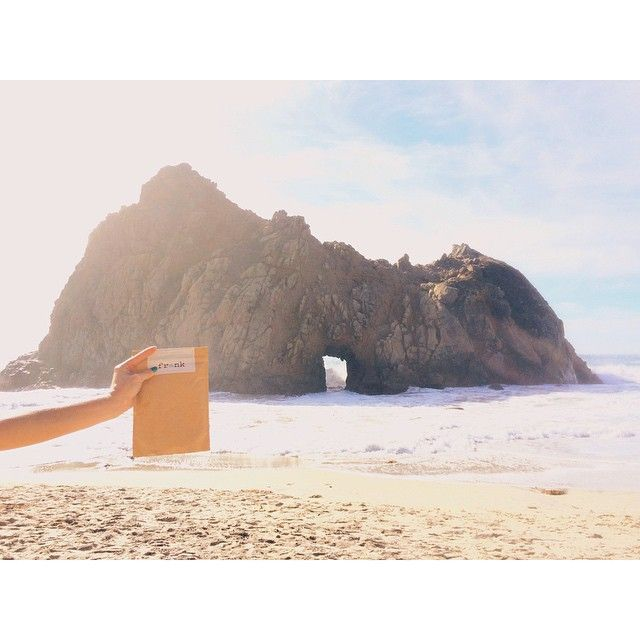 Big Sur, Cailfornia. #averyfrankadventure